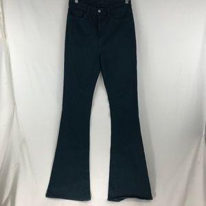 J Brand Flare Leg Jeans 29 Long